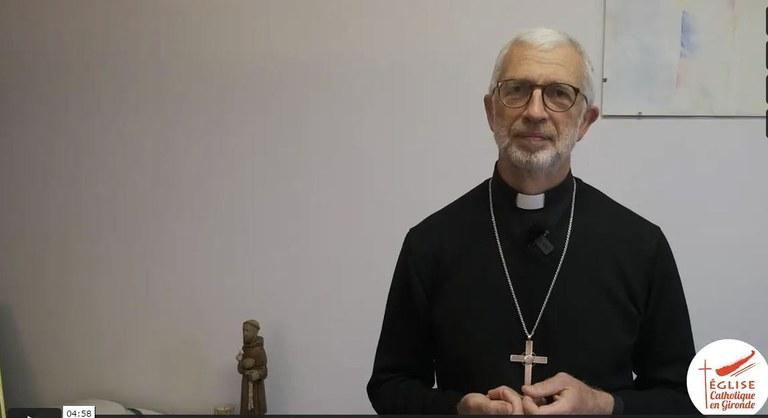 Mgr Lacombe Video.JPG